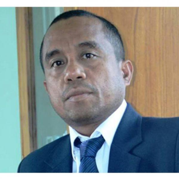 Herman Setan, Ketua Diaspora Malaka Di Kota Kupang